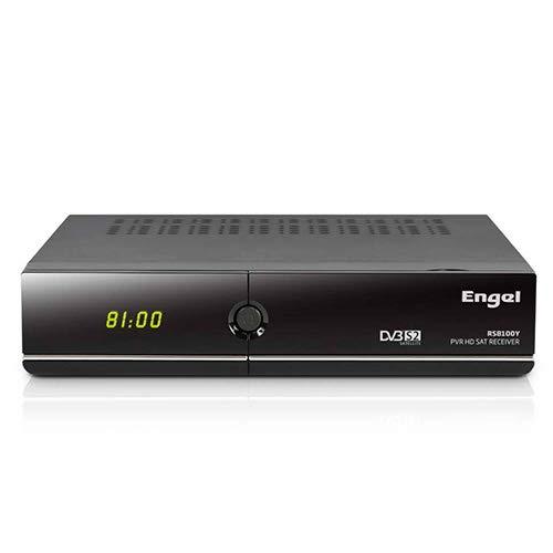 Engel RS8100Y - Récepteur TV Satellite HD PVR avec WiFi