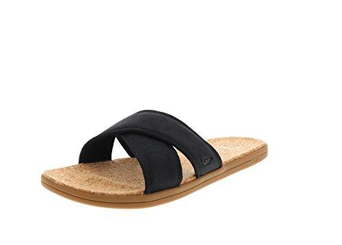 UGG - Seaside Slide 1092172 - Noir, Taille:45.5 EU