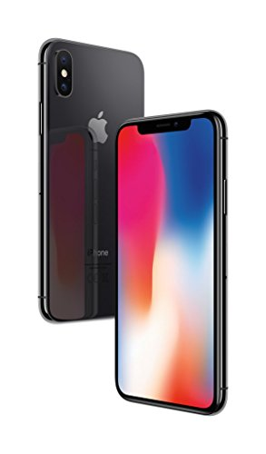 Apple iPhone X - Smartphone Spatial Gris 5,8' (64GB) pour iPhone X