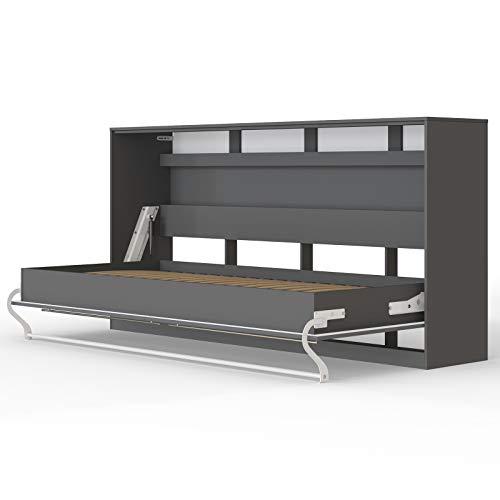 Comprar la mejor cama abatible a la pared 2019 - Cama pared plegable ...