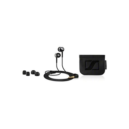 Sennheiser CX 300-II - Casque d'écoute intra-auriculaire (réduction du bruit), noir