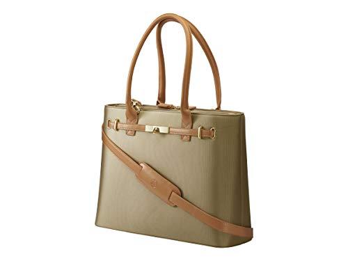HP Women's Premium Briefcase 15.6 - Mallette (Mallette de transport pour dames, 39,6 cm (15.6'), Bandoulière, 1,25 kg, beige)