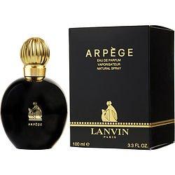 Arpege By Lanvin Eau De Parfum Spray 3.3 Oz
