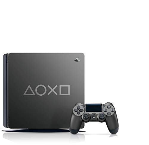 PlayStation 4 - Console de 1 To (PS4) Days of Play Edition