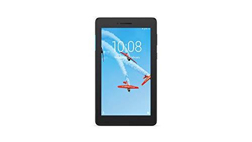 Lenovo Tab E7 - Tablette HD 7' (Processeur MediaTek MT8167A/D, 1 Go de RAM, 8 Go de mémoire interne, Android, Bluetooth 4.0 + WiFi) couleur noire