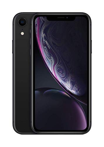 Apple iPhone XR - Black 6.1' (64GB) Smartphone