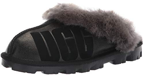 Chaussures Femmes Ugg Coquette Ugg Sparkle Noire