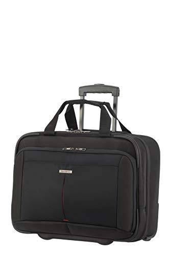 Samsonite Guardit 2.0 - Porte-documents avec roulettes pour ordinateur portable (45 cm), noir (noir) - 115332/1041