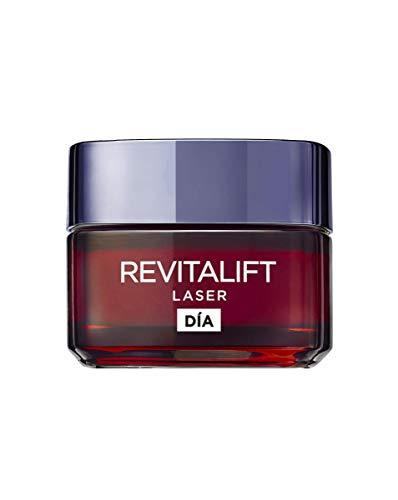 L'Oréal Paris Dermo Expertise Crème de Jour Anti-Age Effet Peau Nouveau Laser Revitalift, au Proxylane - 50 ml