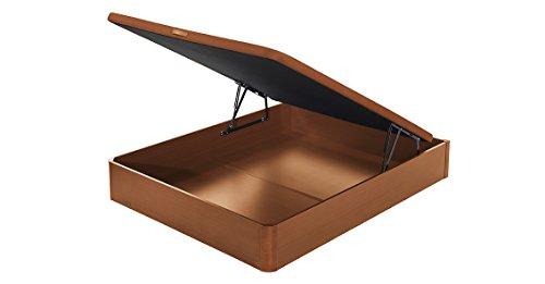 Flex - Bois pliable Canapé 19-135X190, couleur cerise