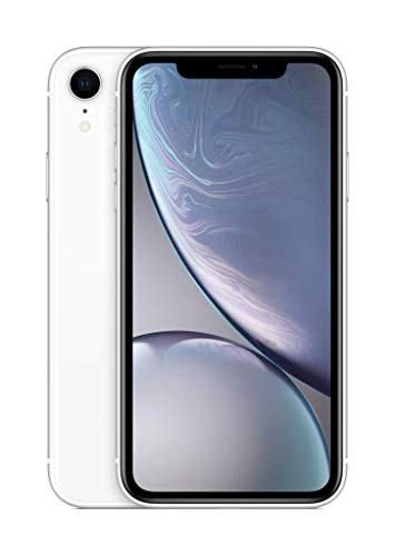 Apple iPhone XR - Téléphone intelligent blanc de 6,1 pi (64 Go)