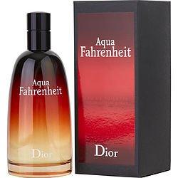 Aqua Fahrenheit By Christian Dior Edt Spray 4.2 Oz