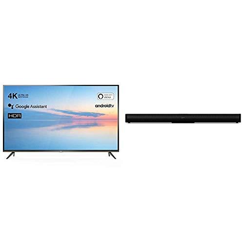 TCL 43EP640 TV 108 cm (43 pouces) Smart TV + barre sonore Bluetooth TCL TS500 (80 cm) pour TV