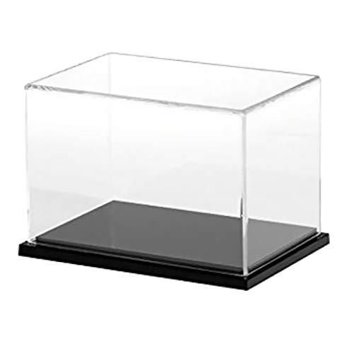 SM SunniMix Boîte de présentation en acrylique pour le modèle d'animé Action Figure (Différentes tailles pour la sélection) - 40x30x30x30cm