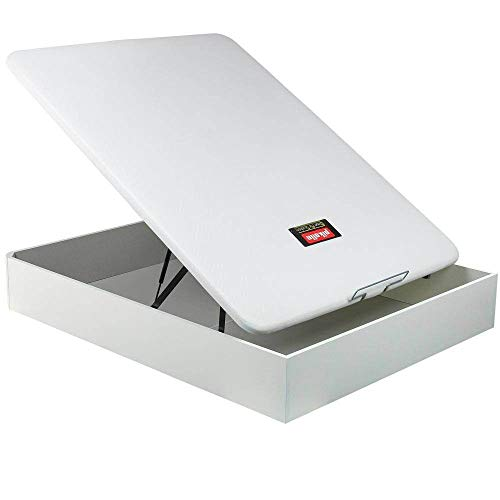 NATURBOX Pliable Pikolin (150x190, Blanc)
