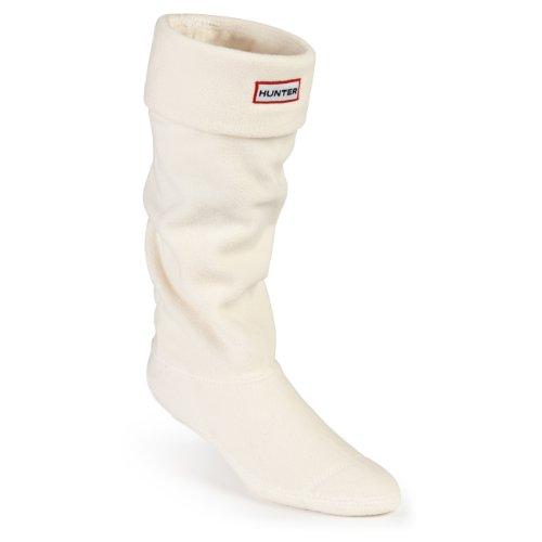 Bottes de chasse Welly Socks Chaussettes de chasse doublure polaire pour bottes d'eau - beige - XL