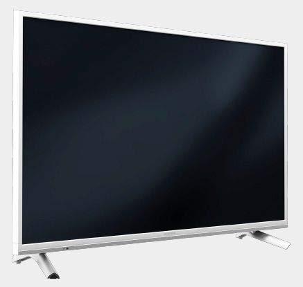 Grundig TV led 49VLX7850WP, UHD 4K, 49 pouces, blanc