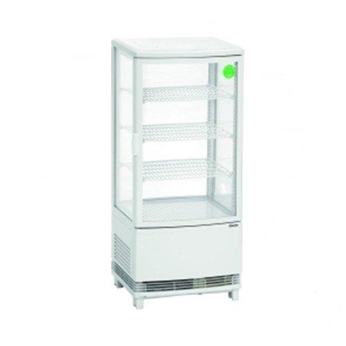 Bartscher Mini réfrigérateur pour vitrine 86L