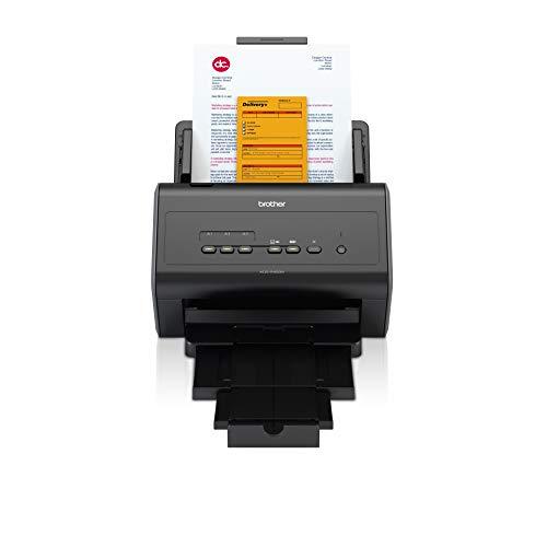 Brother ADS2400N - Scanner haute vitesse ministériel (automatique double face, avec carte réseau filaire)