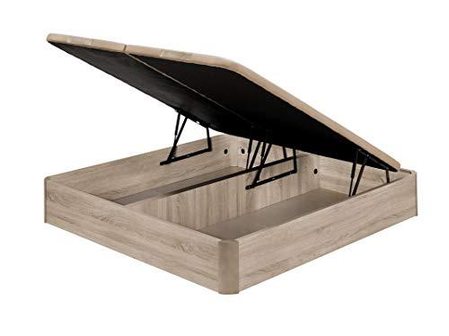 Santino Canapé en bois Artic grande capacité 200x200 cm (jumeaux) avec montage à domicile gratuit