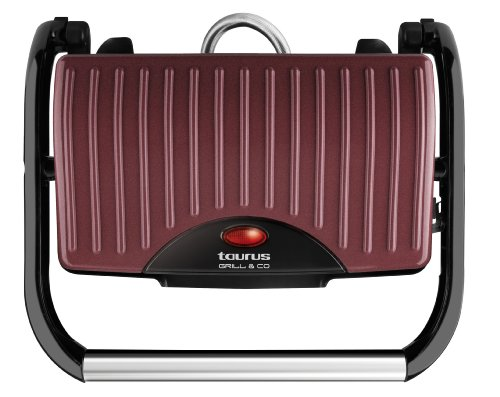 Taurus 968398000 - Multi grill avec couvercle basculant
