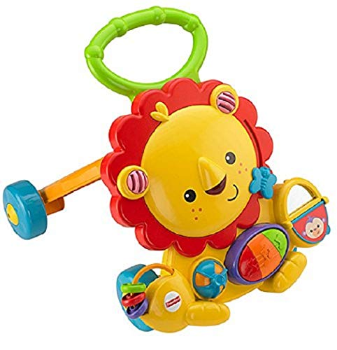 Fisher-Price - Lion Musical Walker (Mattel Y9854)