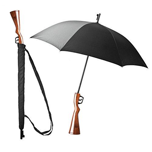Balvi - Fusil de parapluie recherché en forme de carabine
