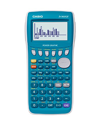Casio FX-7400GII - Calculatrice