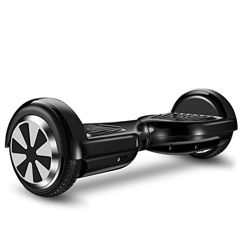 IOCHIC Chic-0860 Scooter électrique avec Bluetooth, enfants unisexe, taille unique, couleur noir
