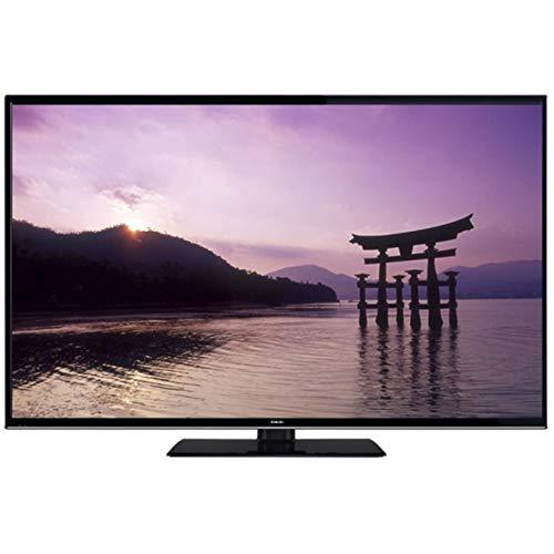 Hitachi 43HK6000 TV LED 109,2 cm (43') 4K Ultra HD Smart TV WiFi Noir - TV (109,2 cm (43'), 3840 x 2160 pixels, LED, Smart TV, WiFi, Noir)