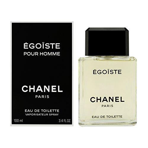 Chanel Egoiste Eau de Toilette Steamer 100 ml
