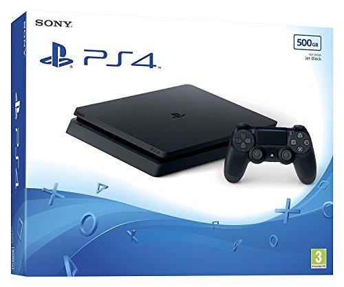 Sony Playstation 4 Slim 500 Go (anglais importé)
