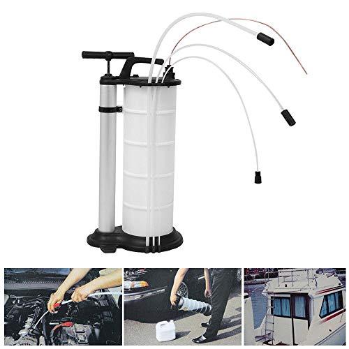 Pompe d'aspiration manuelle DiLiBee, aspirateur d'huile, extracteur d'huile, pompe d'aspiration manuelle, pompe de transfert d'huile moteur automatique, carburant, essence, liquide de refroidissement