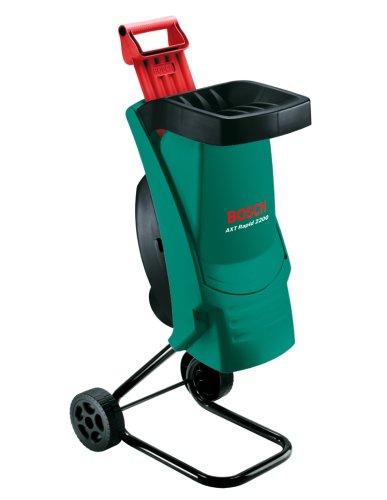 Bosch 060085853600 Bio Shredder AXT Rapid 2200, W, noir, vert