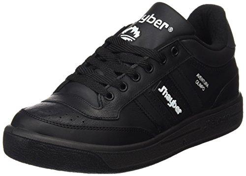 J-Hayber New Olympus Sneakers Black, Sport Unisexe Adult, 65638/891, 39 EU