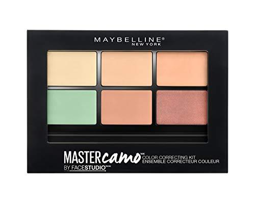 Maybelline New York Imperfections Corrector Kit Master Camo, Tono 01 Light