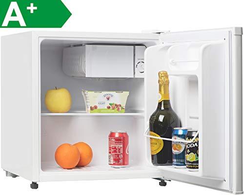 Melchioni ARTIC47LT Mini réfrigérateur avec congélateur, Petit minibar, 47 litres, Température réglable, Mini réfrigérateur électrique, Ordinateur portable, Silencieux