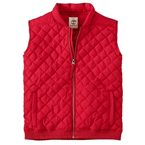 Timberland - Gilet - pour femme Cherry Red M