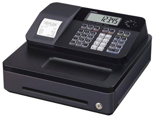 SE-G1 SB, caisse enregistreuse, noir