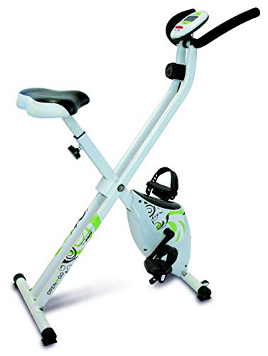 Tecnovita by BH Open&go - Vélo d'exercice pliable (Refurbished Certified)
