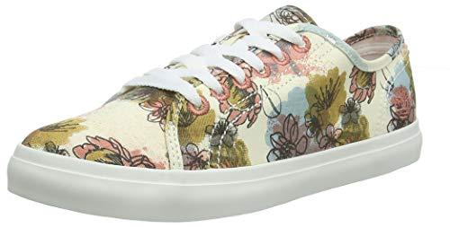 Timberland Newport Bay, Chaussures Femmes, Marron (Wtrclr Floral/Beige RXT), 41 EU