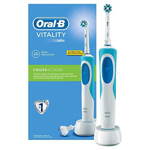 Oral-B Vitalité, Brosse à dents électrique, CrossAction