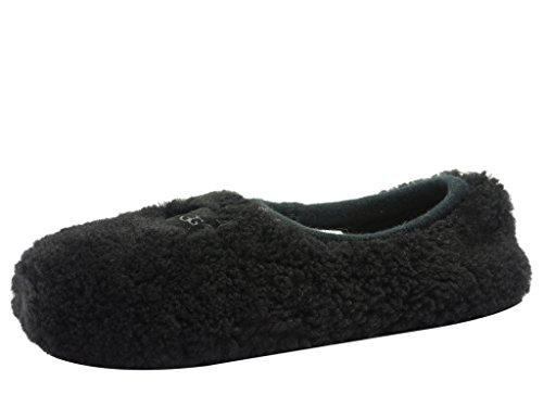 UGG W's Birche - Chaussures de course en cuir pour femme beige naturel, noir, pointure 36