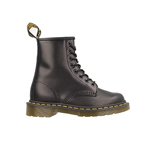 3f07a37541b Dr. Martens 1460 Smooth, Botas Militares Unisex Adulto, Rojo (Cherry Red)