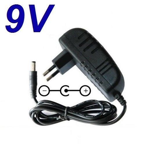 Chargeur de courant 9V Vélo de remplacement Vélo Eliptic NordicTrack AudioStrider 500 pièces de rechange