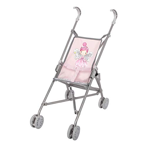 Chaise ColorBaby Baby Fairy, rose (44922)