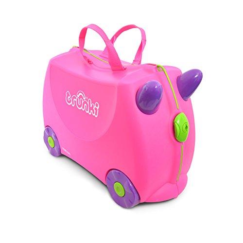 Trunki Valise pour bagage à main enfant : Trixie (Rosa)
