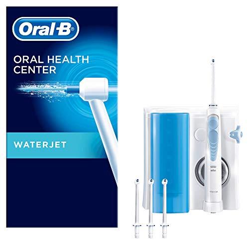 Oral-B Système de nettoyage d'irrigateur à jet d'eau Oral-B avec technologie Braun