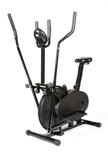 CDW Bicyclette elliptique et statique 2 en 1 elliptique Trainer