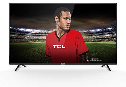 TCL 49DP603 - Téléviseur intelligent 49' (Série DP6, Ultra HD, HDR) Noir